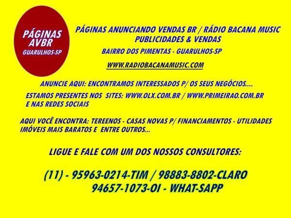 Páginas Anunciando Vendas br / Classificados - Gua