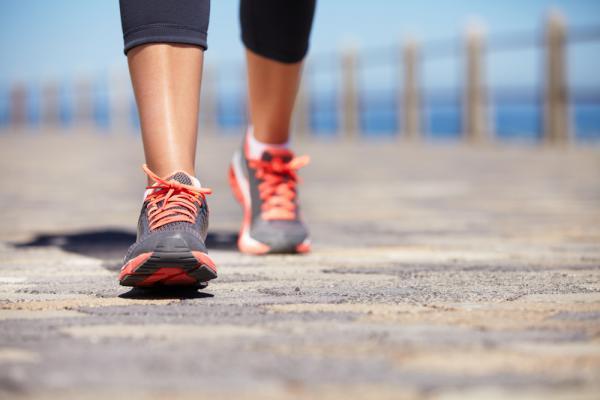 5 Benefícios da caminhada