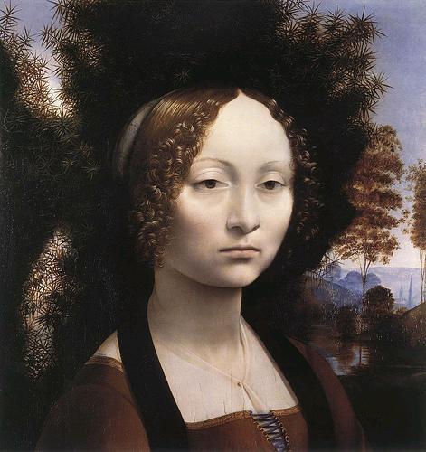 A beleza de Da Vinci