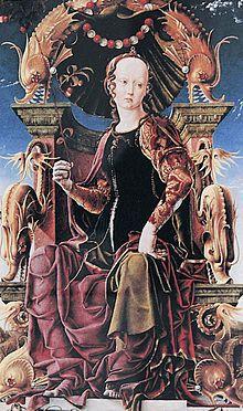 A Arte E Os Artistas Italianos Do Século XVI