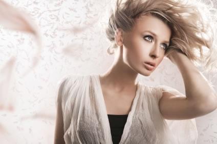 A beleza dos cabelos