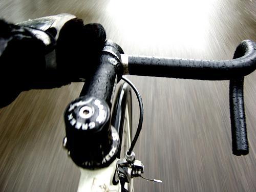 A bicicleta e a segurança