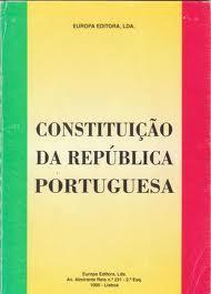 A Constituição Da Republic A Portuguesa, A Troika E O Estado De Sítio