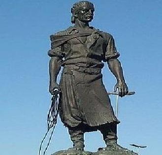 A Estátua Do Lançador