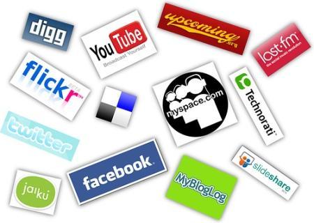 A febre das redes sociais