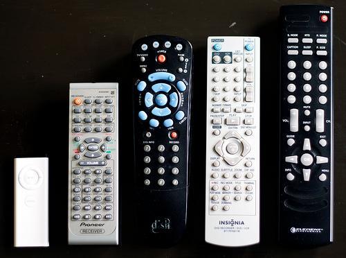 A história da televisão