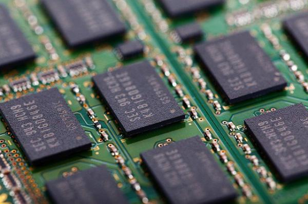 A história dos chips e computadores