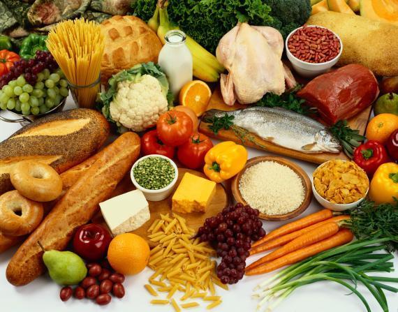 A Importancia da Alimentação para nossa saude