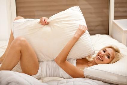 Proteja a sua saúde!Escolha uma boa almofada