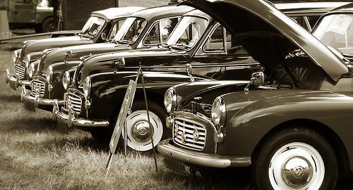 A invenção do automóvel