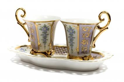 A moda das casas de chá