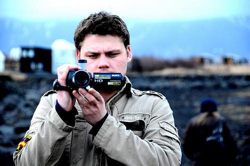 A modernização da câmara de filmar