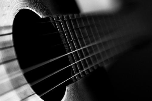 A origem dos instrumentos musicais