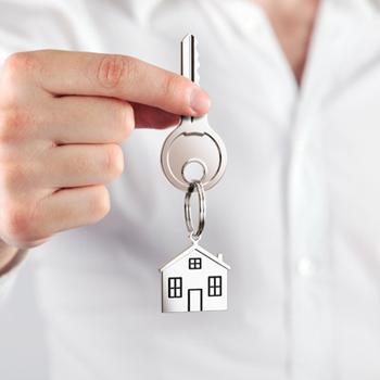 A solução é alugar Casa