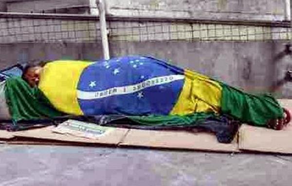 A Triste Realidade Brasileira