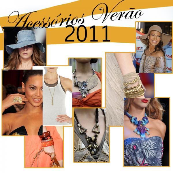 Acessórios - Verão 2011
