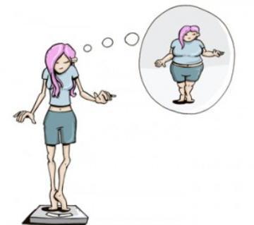 Adolescência E Distúrbios Alimentares