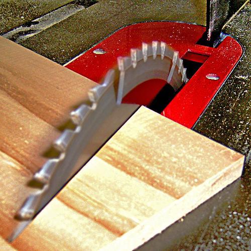 Afiação de ferramentas e serras