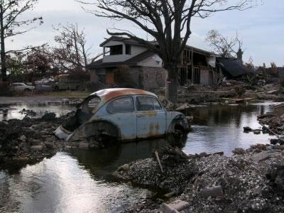 Água, Tempestade E Inundação