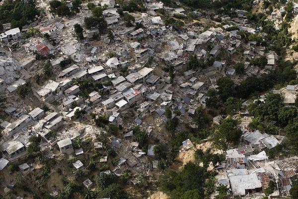 Ajuda (Des)humanitária