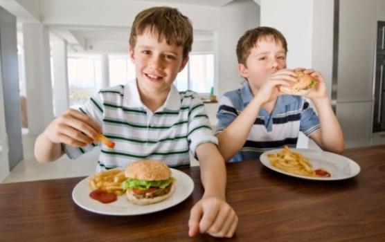 Alimentação Inadequada E Sedentarismo Na Infância