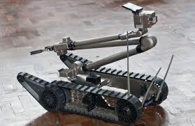As cidades-sede terão robôs antibombas na Copa do Mundo 2014