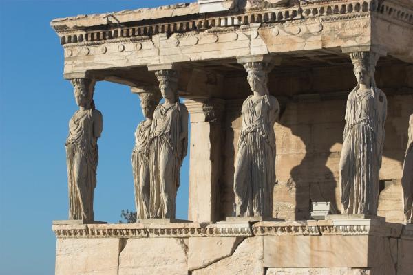 Atenas, a caminho da Polis