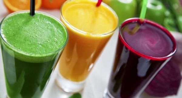 Bebidas Que Limpam As Toxinas