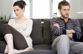 Brigas desnecessárias no casamento