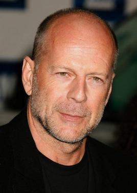 "Bruce Willis em ""G.I. Joe: Retaliation"""