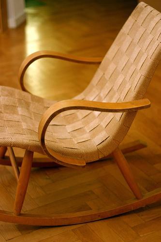 Cadeiras de Baloiço