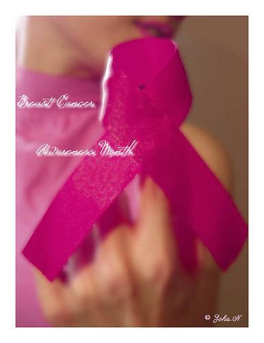 Cancro da mama - Auto-exame