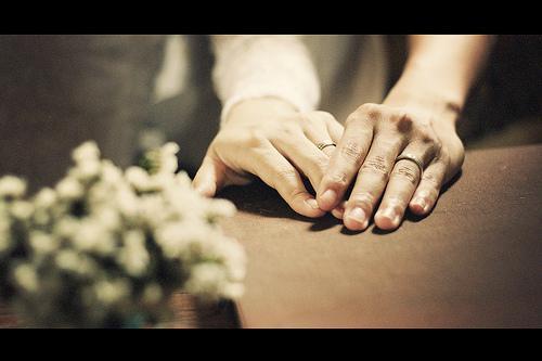 Casar: sim ou não?