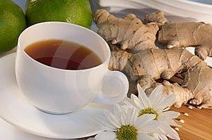 Chá capaz de acelerar a queima de gordura