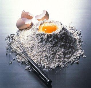 Ciência de fazer um bolo