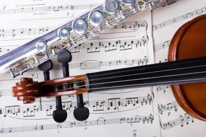 Classificações para instrumento musical