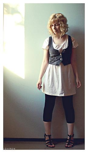 Colete: umas das peças-chave no guarda-roupa feminino