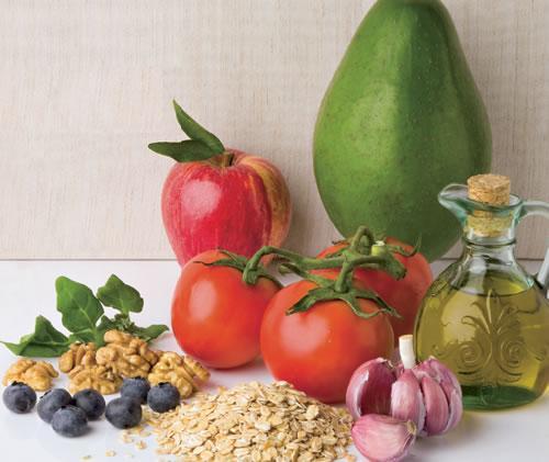 Combine a sua doença com a alimentação