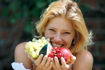 Comer para ser feliz