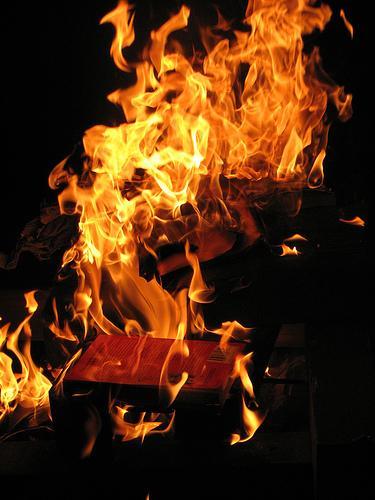 Como agir em caso de incêndio