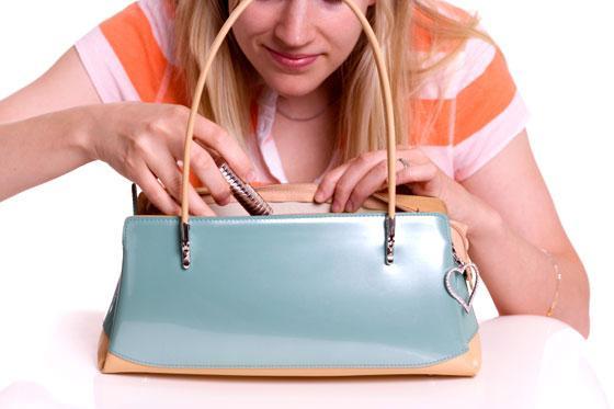 Como deixar a bolsa mais organizada – Dicas
