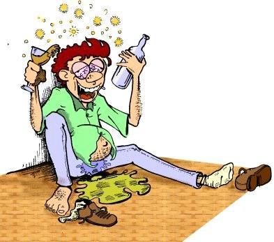 Como enfrentar um estado alcoólico difícil?!