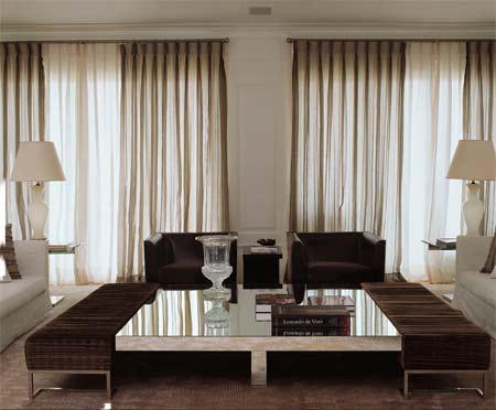 Como escolher as cortinas ideias?