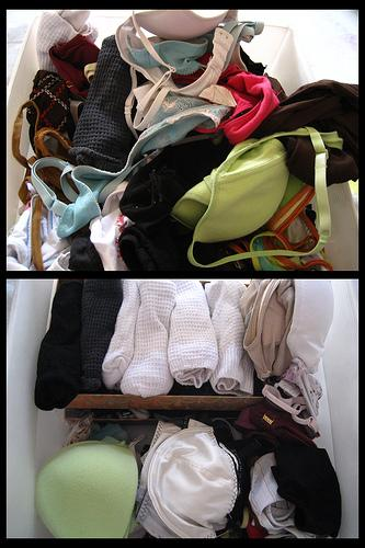 Como lavar a lingerie
