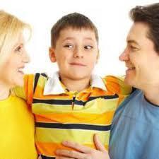 Como lidar com o filho dele/a