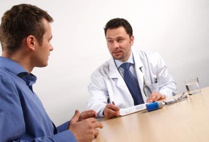 Como lidar com uma consulta médica decisiva?