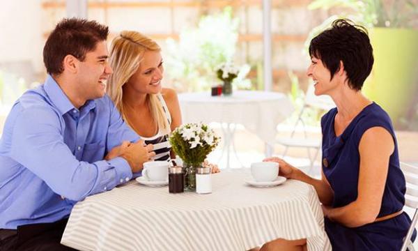 Como Obter Uma Relação Saudável Com A Sogra