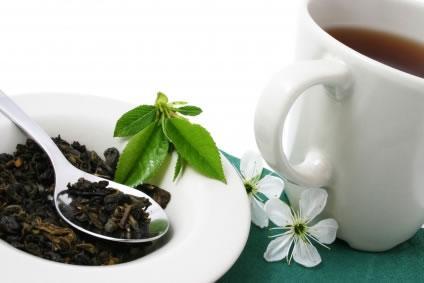 Beba chá pela sua saúde
