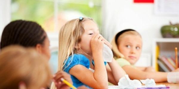 Como prevenir alergia em crianças