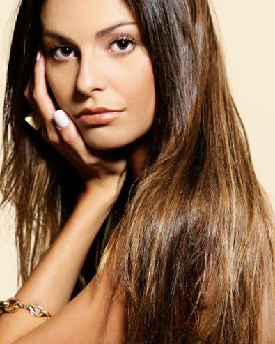 Como recuperar cabelos quimicamente tratados